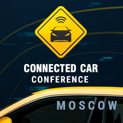 CONNECTED CAR CONFERENCE в Москве