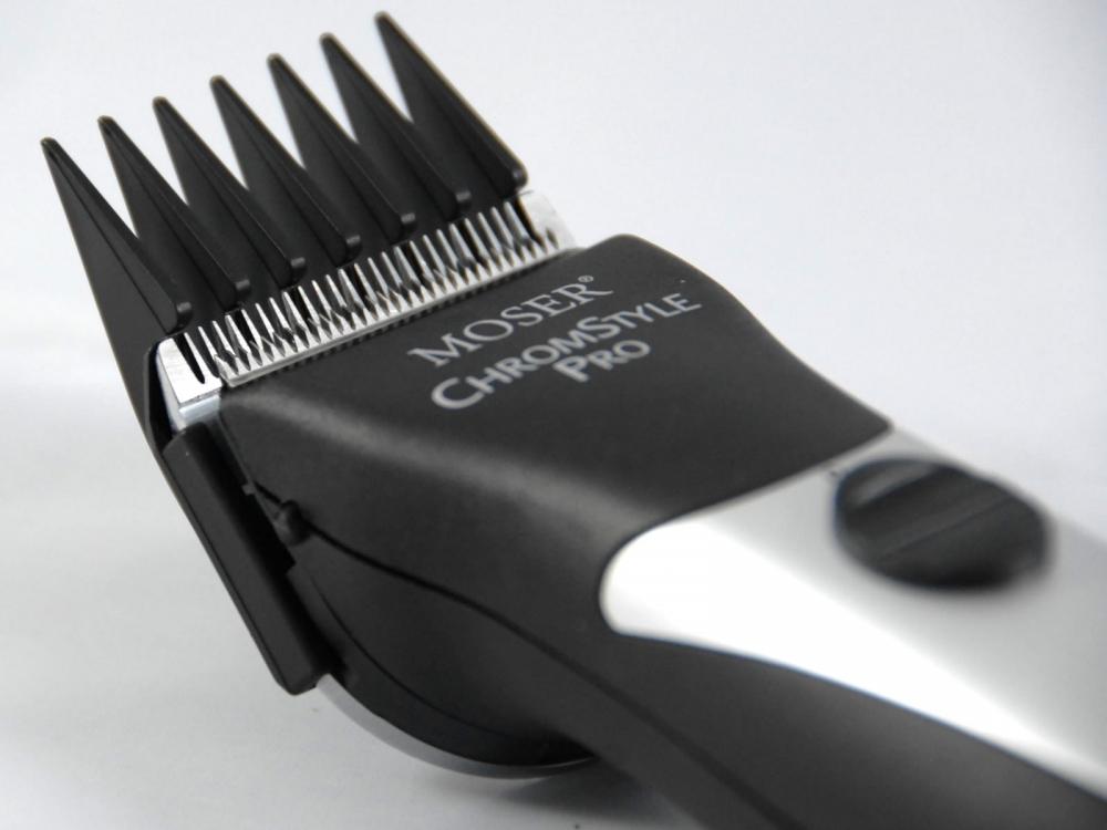Moser Chrom2Style: обзор машинки для стрижки волос