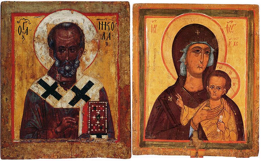 Особенности и классификация христианских икон