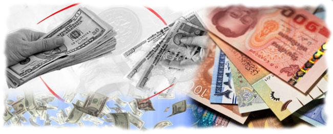 Как обменивается валюта