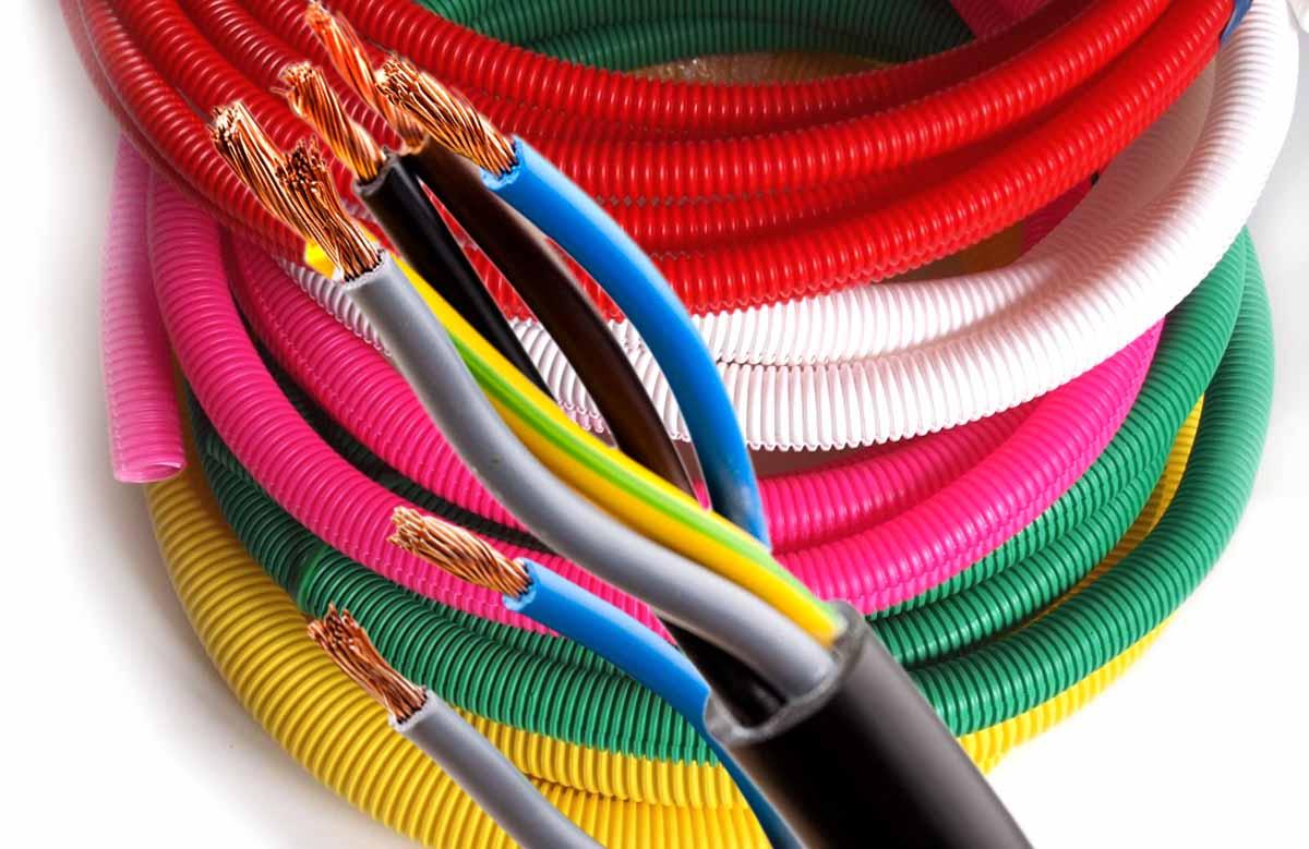 Общие параметры материала электрического провода