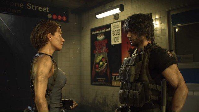 Resident Evil 3 Remake. Обзор