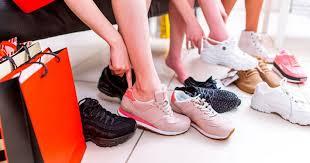 6 ошибок, которых следует избегать при покупке кроссовок