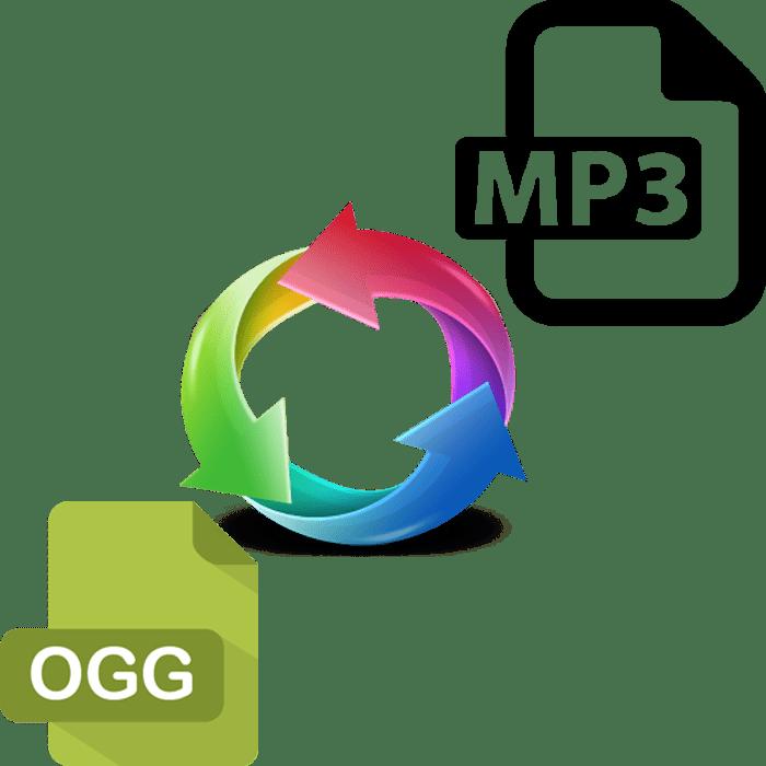 Конвертируйте ogg в mp3