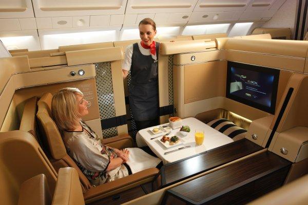 Как получить лучшее предложение по авиабилетам для перелёта в бизнес-классе