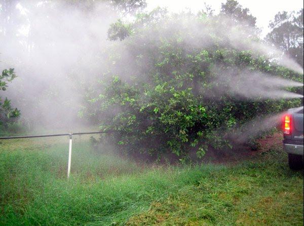 Назначение и принцип устройства генератора горячего тумана