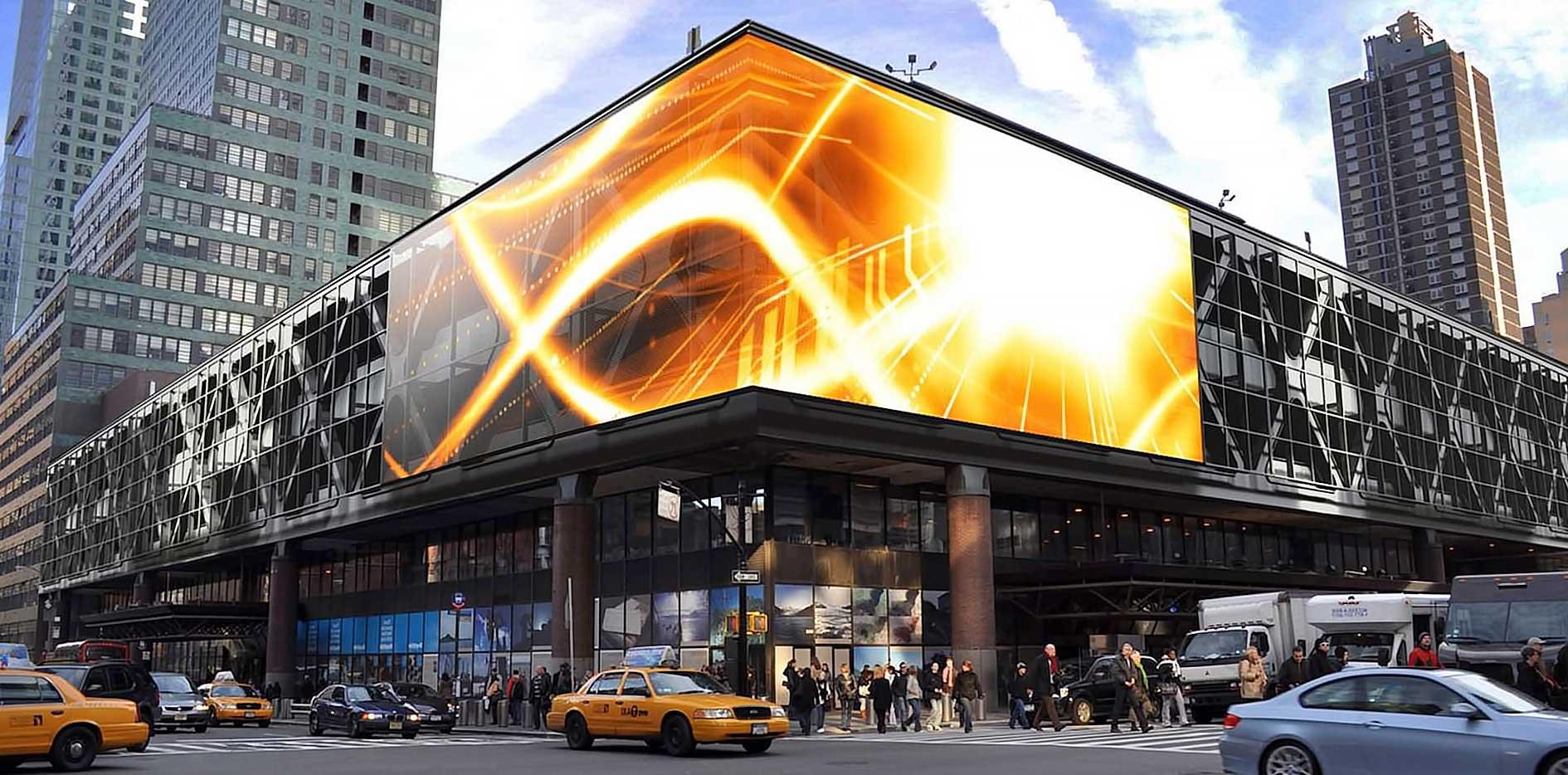 Как разработать индивидуальные светодиодные экраны, которые действительно привлекают внимание к вашему бизнесу