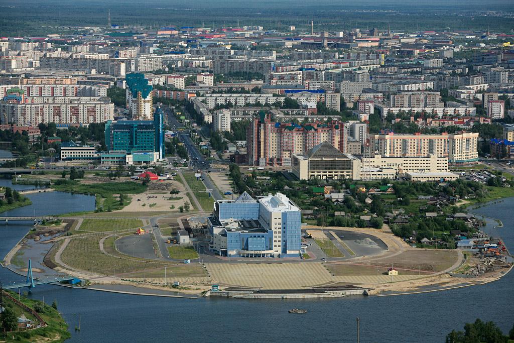 Мой город Сургут